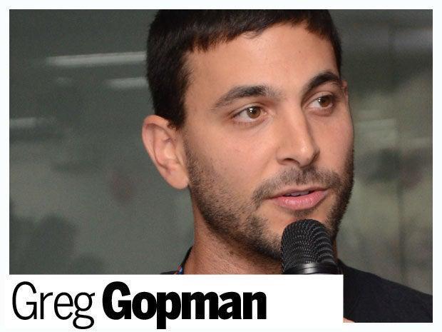 Greg Gopman