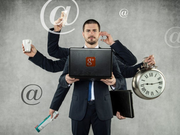 Email-Centric View of Online Identity