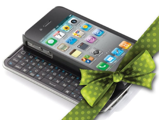 BoxWave Bluetooth Keyboard Case for the iPhone