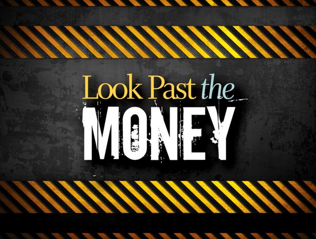 Money isn't -- quite -- everything