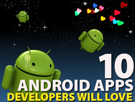 10 Android apps developers will love