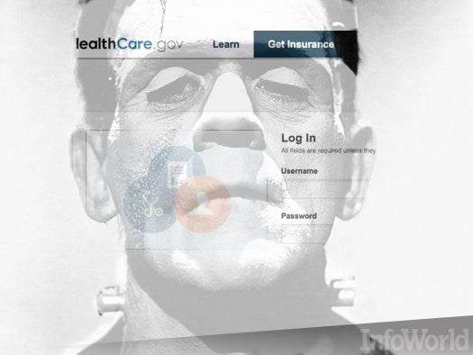 1. HealthCare.gov's Frankensite
