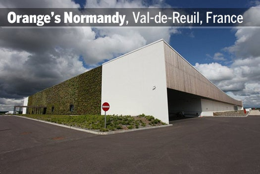 Orange's Normandy, Val-de-Reuil, France