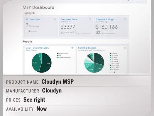 Cloudyn MSP