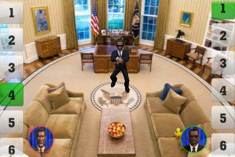 Obama – Gangnam Style