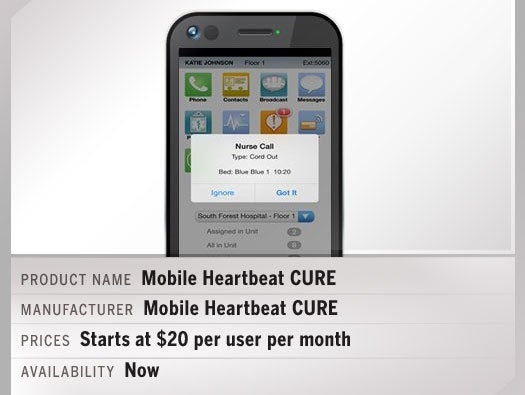 Mobile Heartbeat CURE