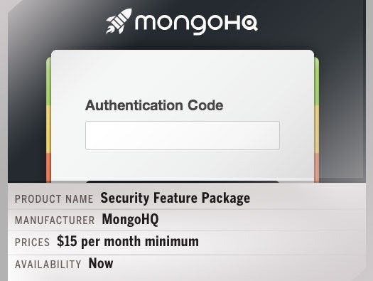 Security Feature Package