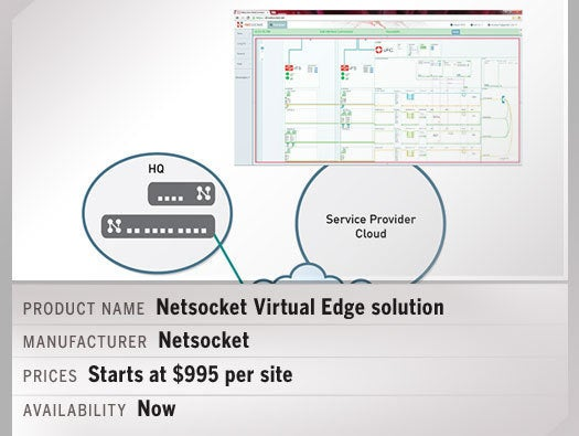 Netsocket Virtual Edge