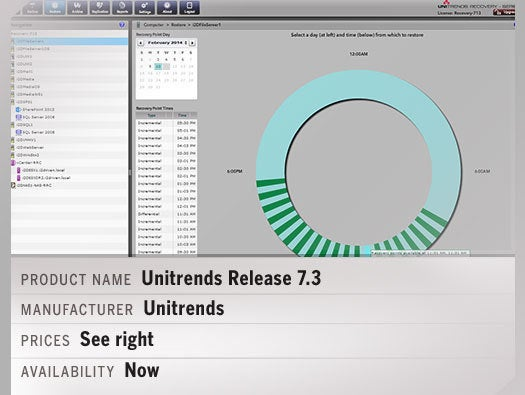 Unitrends Release 7.3
