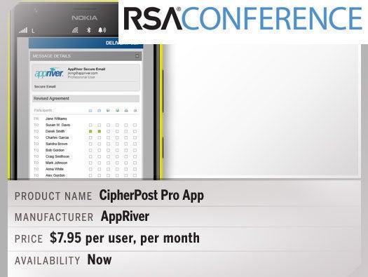 CipherPost Pro App