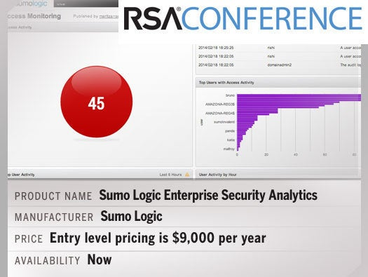 Sumo Logic Enterprise Security Analytics