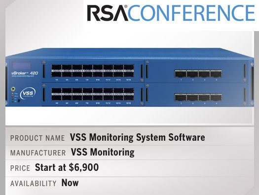 VSS Monitoring System Software