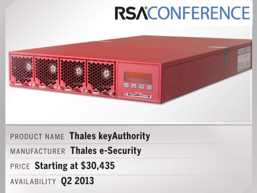 Thales keyAuthority