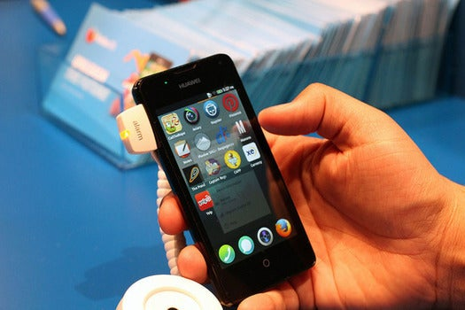Firefox phones