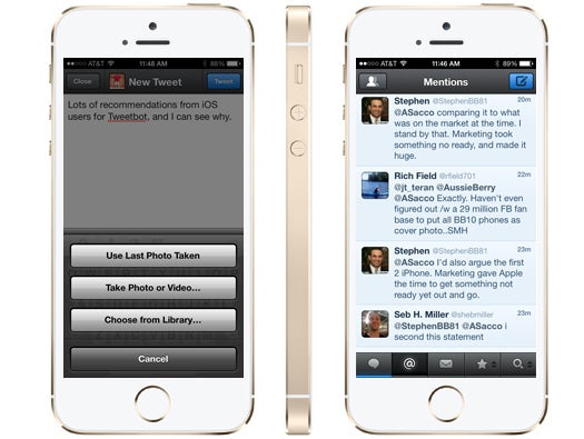 Tweetbot (iPhone and iPod touch)