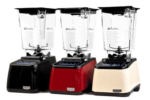 Blendtec's new designer blender