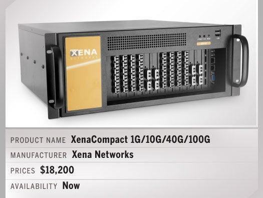 XenaCompact 1G/10G/40G/100G