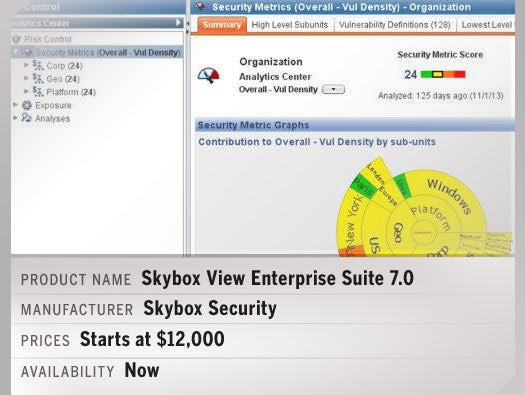 Skybox View Enterprise Suite 7.0