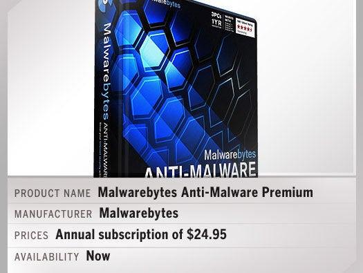 Malwarebytes Anti-Malware Premium i