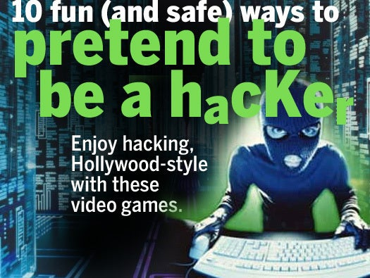 10 fun (and safe) ways to pretend to be a hacker | Network World