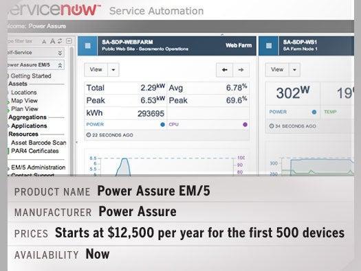 Power Assure EM/5