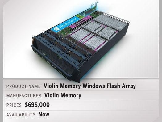 Violin Memory Windows Flash Array