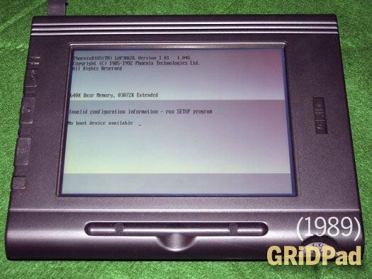 GRiDpad (1989)