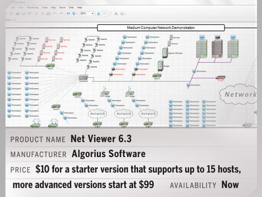 Net Viewer 6.3