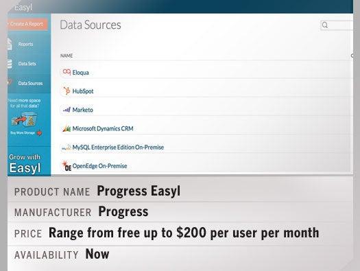 Progress Easyl