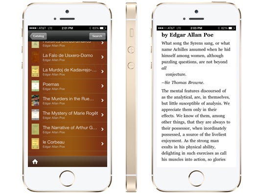 MegaReader (iPhone, iPad and iPod touch)