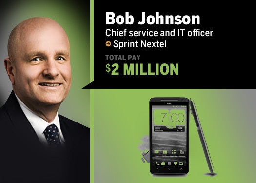 Sprint Nextel: Bob Johnson, chief service and IT officer
