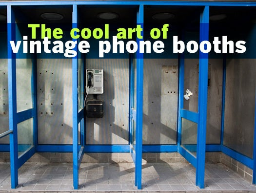 phone booths