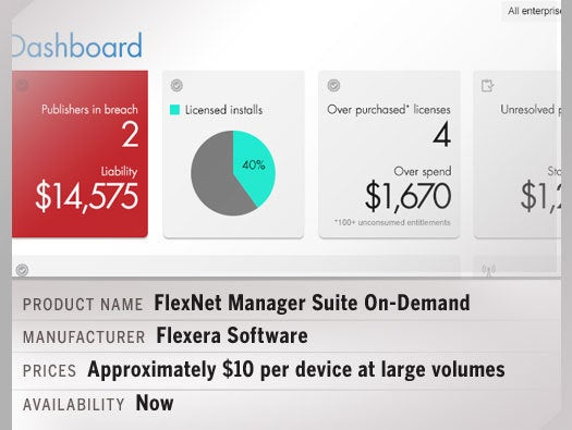 FlexNet Manager Suite for Enterprises