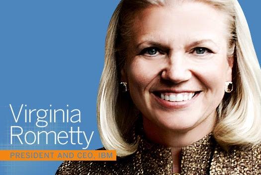 Virginia Rometty