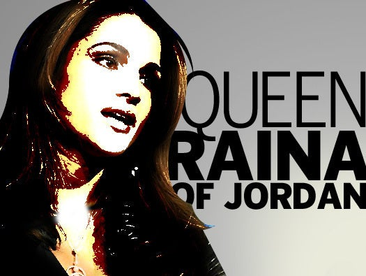 Queen Raina of Jordan