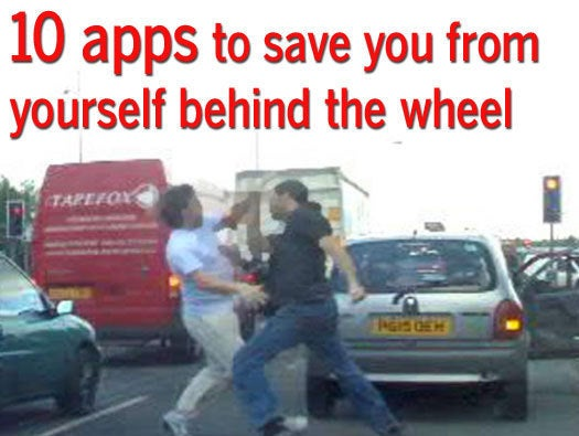 driving apps