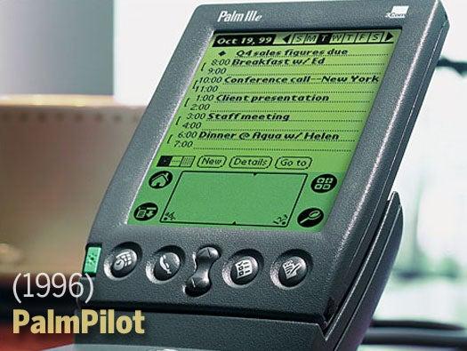 PalmPilot (1996)