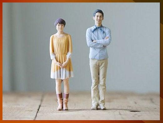 Miniature replicas of yourself