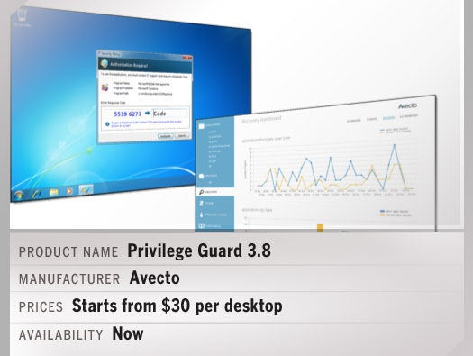 Privilege Guard 3.8