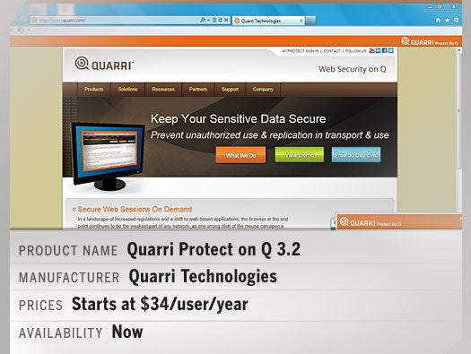 Quarri Protect On Q 3.2