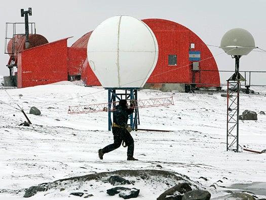 Argentine Base Marambio