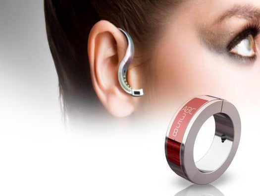 Orb Bluetooth Ring/Earring