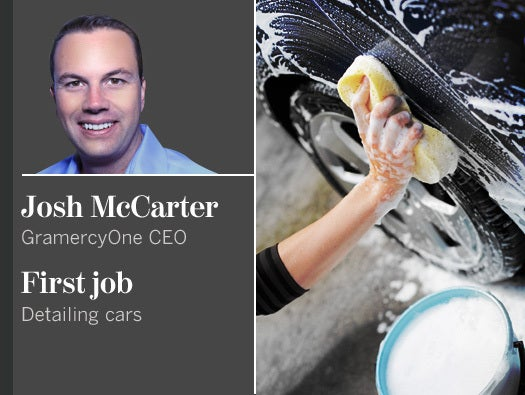 Josh McCarter, GramercyOne CEO
