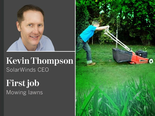 Kevin Thompson, SolarWinds CEO