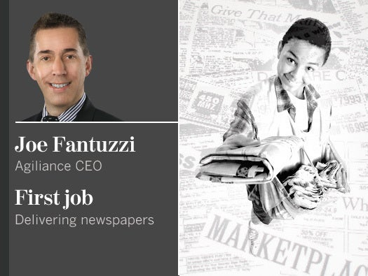 Joe Fantuzzi, Agiliance CEO