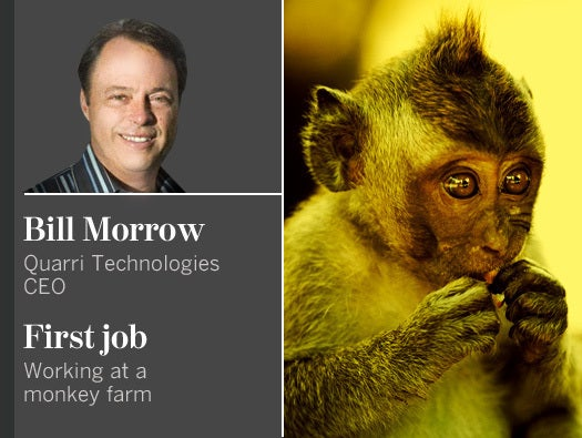 Bill Morrow, Quarri Technologies CEO