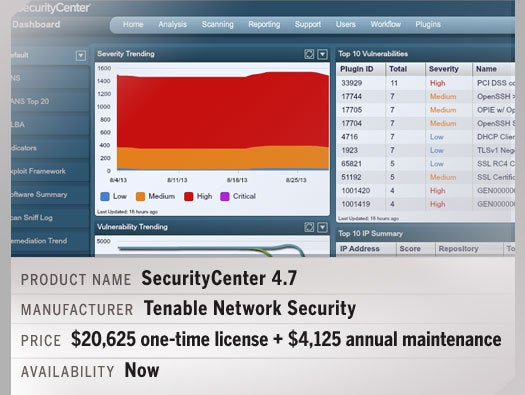 SecurityCenter 4.7