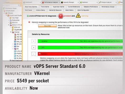 vOPS Server Standard 6.0