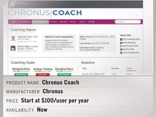 Chronus Coach
