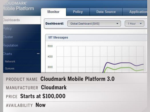 Cloudmark Mobile Platform 3.0